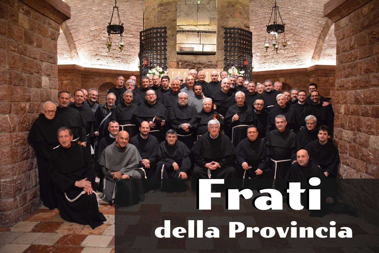 Frati della Provincia